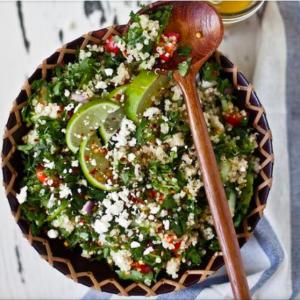 中東のタブレサラダ知ってる?美味しいレシピでデトックス&クレンズしよう♡